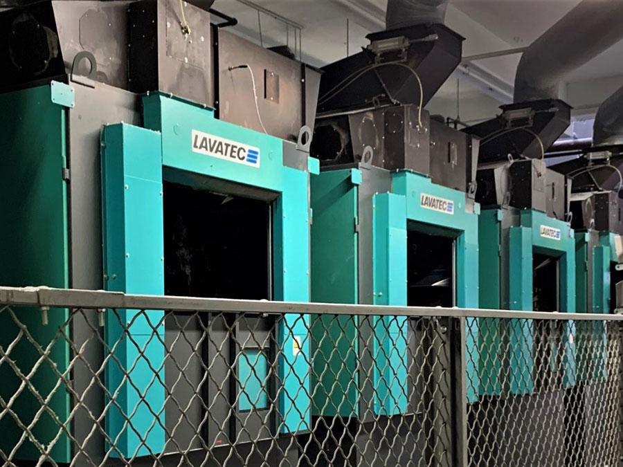 RSI Linen Lavatec Dryers