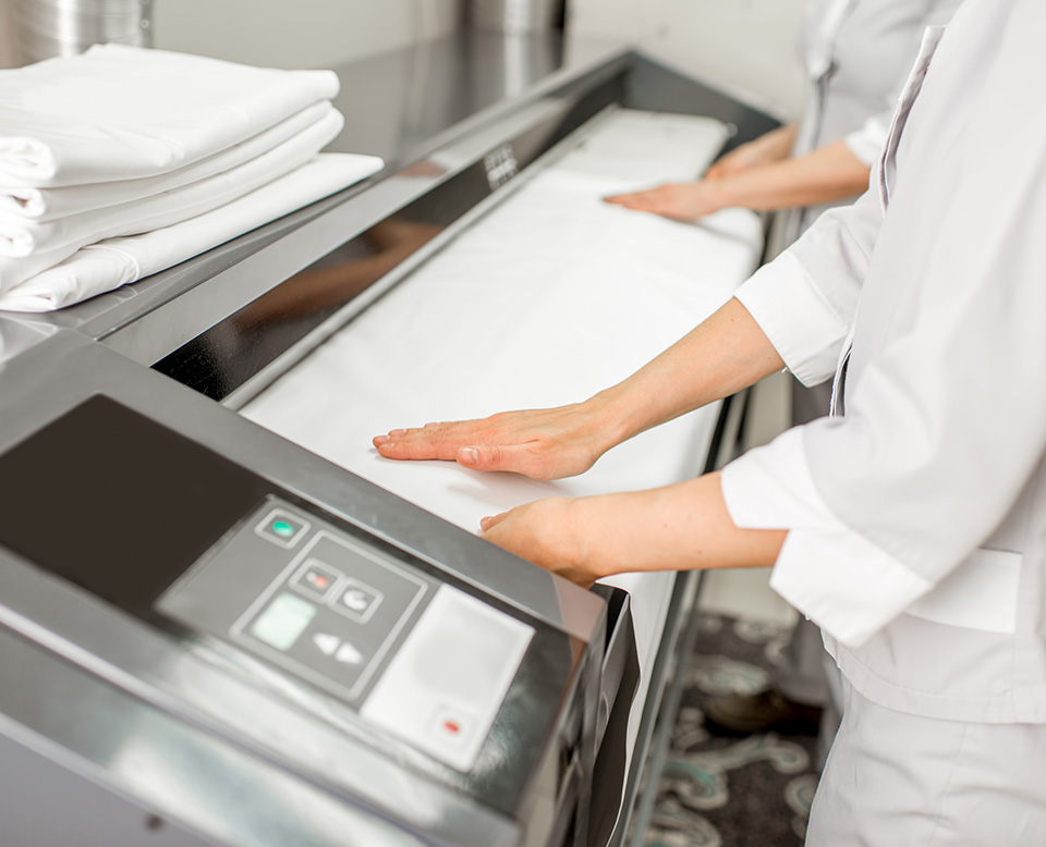 RSI Linen Laundry Service